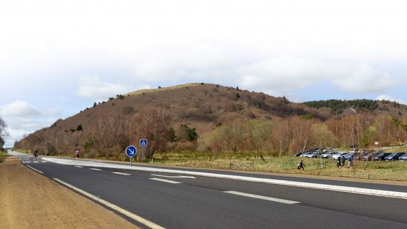 Parking paysager de 150 places au col des Goules - photo : Jodie Way