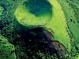 Cratère parfait du puy de Pariou