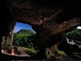 Depuis les grottes du Cliersou