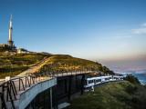 Le Panoramique des Dômes arrive en gare