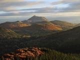 Panorama nord depuis le puy de la Coquille